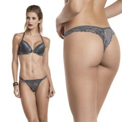 Conjunto Lingerie Cropped - Very